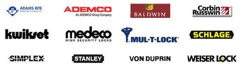 commercial lock brands