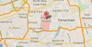 FRanklin Square map 11010